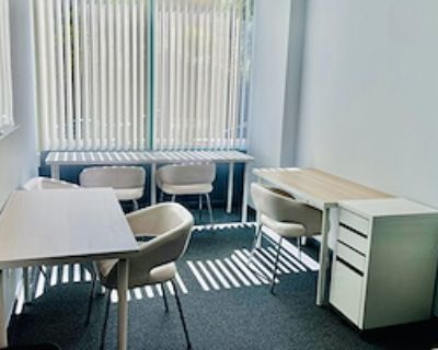 Private Office for 5 at The Muse Rooms