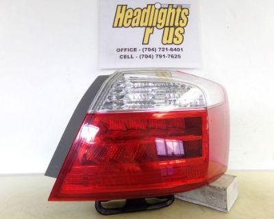 2013 2014 2015 Honda Accord Sedan Rh Passenger Led Tail Light Oem 18
