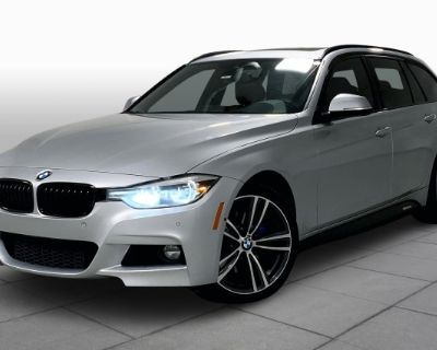 Pre-Owned 2017 BMW 3 Series 330i xDrive All Wheel Drive Station Wagon