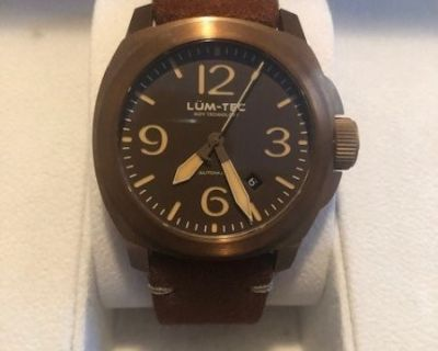 FS Lum-Tec M83 Automatic Watch