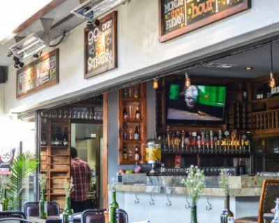 Beautiful Wood Inspired Restaurant in Hermosa Beach, CA, Hermosa Beach, CA
