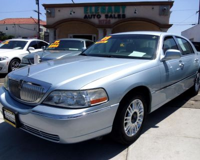 2009 Lincoln Town Car 4dr Sdn Signature Limited