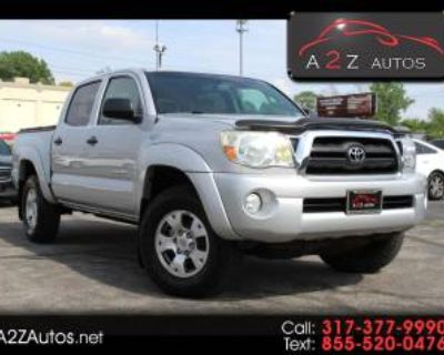 2010 Toyota Tacoma Double Cab 5' Bed V6 4WD Automatic