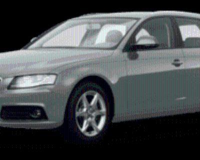 2009 Audi A4 Premium Plus