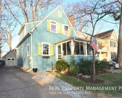 Charming SFH in Sought-After Maywood, N Arlington!