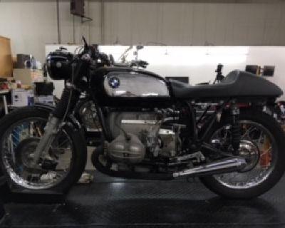 1972 Custom R75/5 Café Racer BMW Motorcycle
