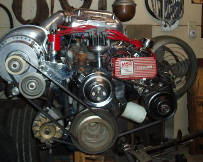 Engine & Components - Ford: at my home