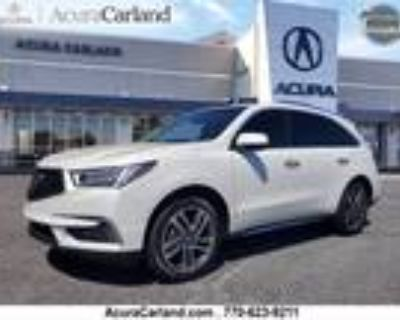 2017 Acura MDX 3.5L w/Advance Package