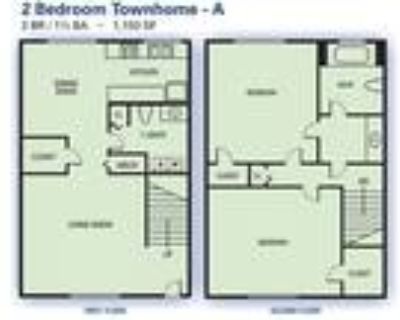 Stonetree Apartments - 2 Bedroom Townhome A