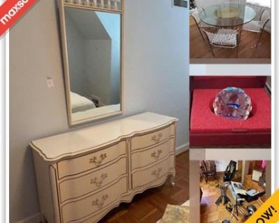 Silver Spring Moving Online Auction - Colesville Road