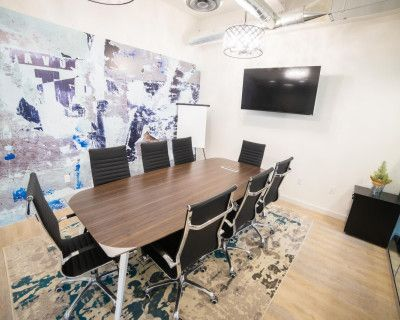 Fully Equipped Boardroom in Etobicoke, Etobicoke
