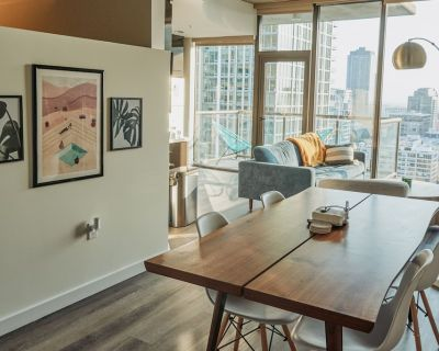 Luxury Apartment in the Los Angeles Skyline with Breathtaking Views - Downtown Los Angeles