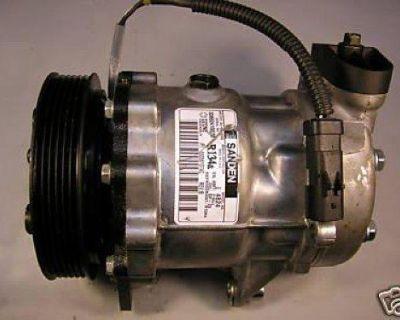2000-2004 Dodge 4.7l Durango New Ac Compressor