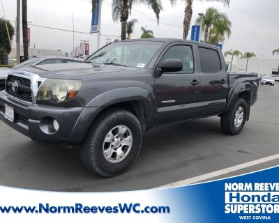 Pre-Owned 2011 Toyota Tacoma PreRunner RWD Double Cab