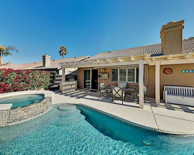 Indian Palms Country Club | Private Pool & Hot Tub | On-Site Golf - Indio