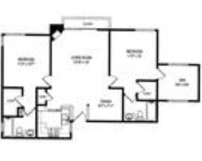 Waterstone Media Center II - Two Bedroom - with Den A