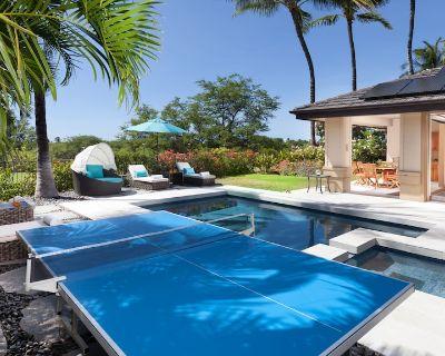 PiH SEABREEZE Amazing Home Private Pool & Spa Bikes - Puako