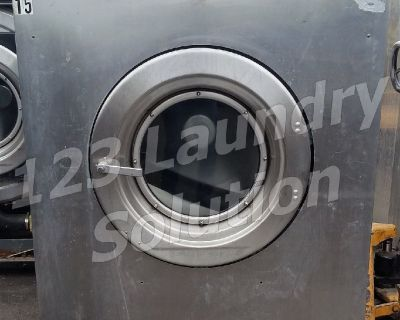 For Sale Speed Queen Commercial Front Load Washer 80LB 3PH SC80NCVQP60001 Used