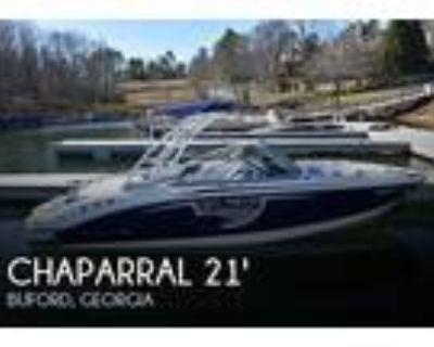 21 foot Chaparral 21 H20 Surf