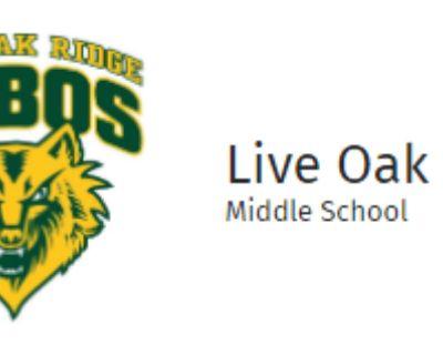 Live Oak Middle School Killeen
