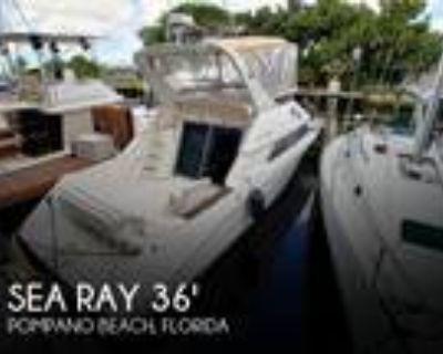 35 foot Sea Ray 350 Express Bridge