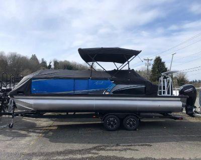 2020 Avalon LSZ Cruise Rear Bench 24'