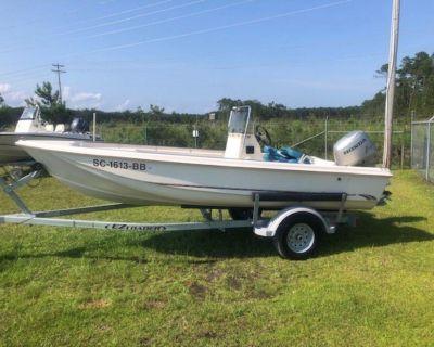 1997 Scout Scout 155 Sportfish CC