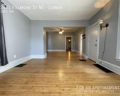 Apartment Rental - 2411 Fillmore St NE