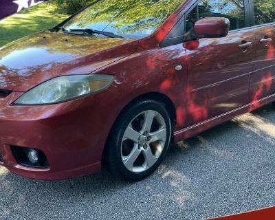 2006 Mazda Mazda5 Touring