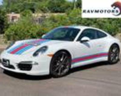 2013 Porsche 911 White, 80K miles