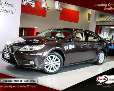 2013 Lexus ES 350 4dr Sdn Luxury Pkg, Park Assist