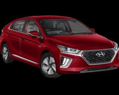 New 2022 Hyundai Ioniq Hybrid SE FWD 4D Hatchback