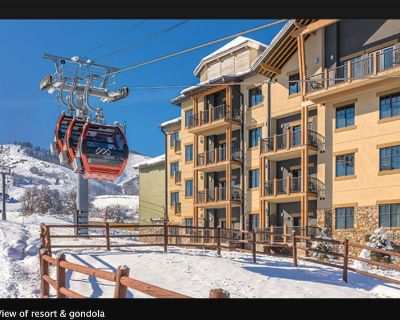 Sundance Presidential Suite 4 BR Ski in and out - Park City
