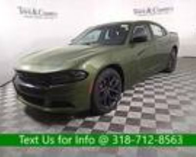 2021 Dodge Charger Green