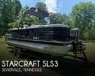 25 foot Starcraft SLS3