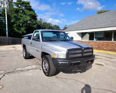 """Used 2001 Dodge Ram 1500 2dr Reg Cab 119"""" WB Work Special"""