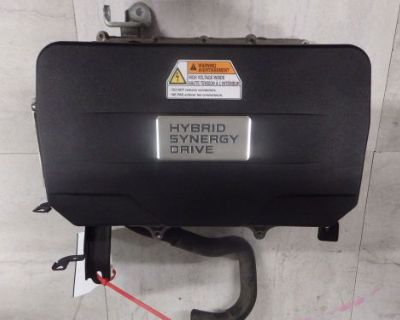 2009 Toyota Camry Hybrid Inverter Converter 70k G9201-33010