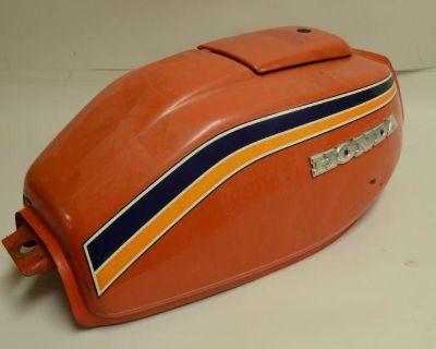Honda Cb400t Gas Tank Fuel Tank 1978