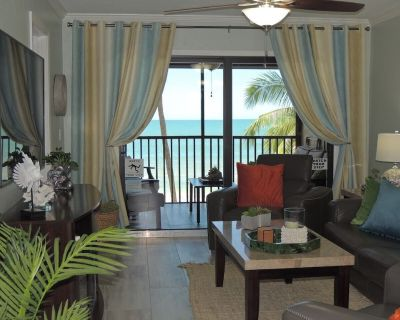 Luna Sea is a stunning 2br/2ba oceanfront condo located on Ft Myers Beach, F - Mid Island