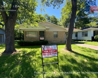 Newly Renovated 3-Bed 1-Bath House in NLR