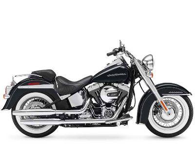 2016 Harley-Davidson Softail Deluxe Cruiser Colorado Springs, CO