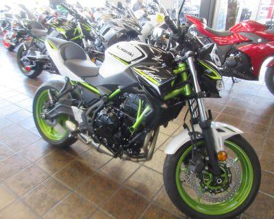 2021 Kawasaki Z650 ABS Sport Sacramento, CA