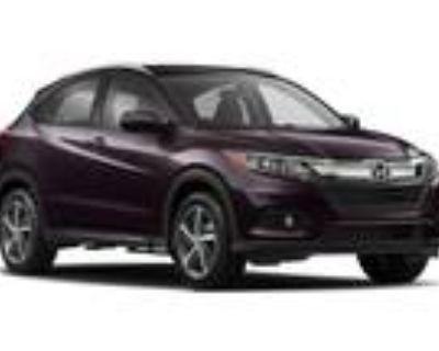 2021 Honda HR-V Purple