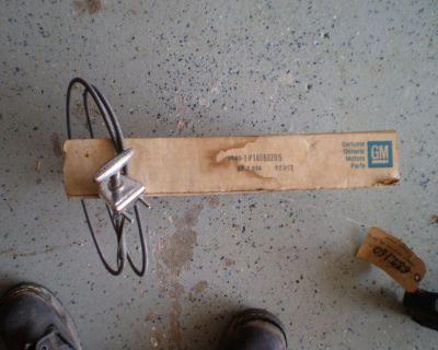NOS Clutch Control HANDLE cable 1978-1981 ChevY Chevette Pontiac T1000  14080795