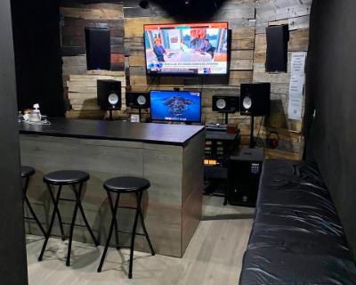 Recording Studio in Industrial Building, College Park, GA