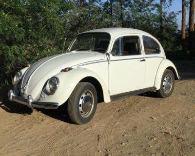 1965 Sunroof Sedan