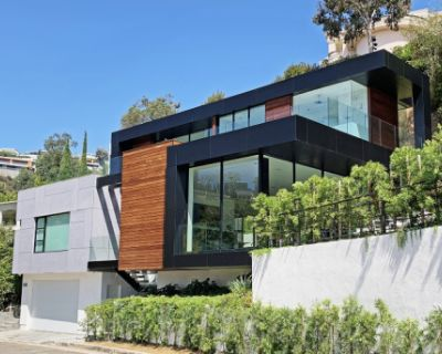 Brand New West Hollywood Hills Modern Home, West Hollywood, CA