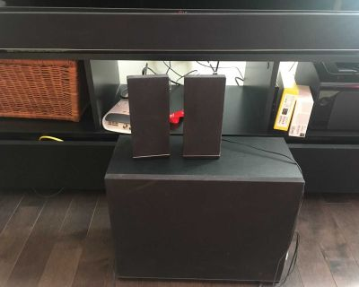 Vizio SB4251 5.1 Soundbar with wireless rear speakers