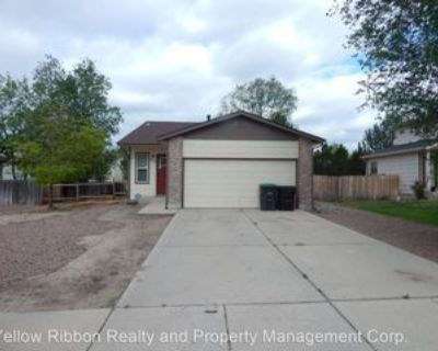 515 Upton Dr, Security-Widefield, CO 80911 3 Bedroom House