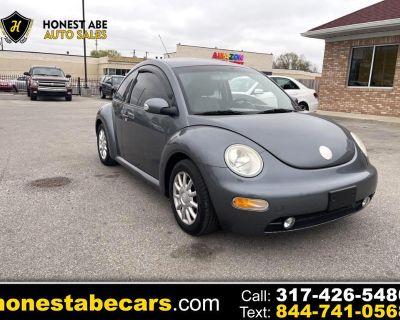 Used 2004 Volkswagen New Beetle